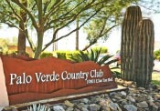Palo Verde Country Club in Sun Lakes, AZ